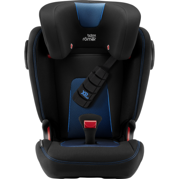 KIDFIX III S in Cool Flow Blue