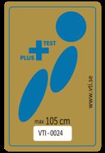 Das Plus-Test Siegel des Swingfix M i-Size