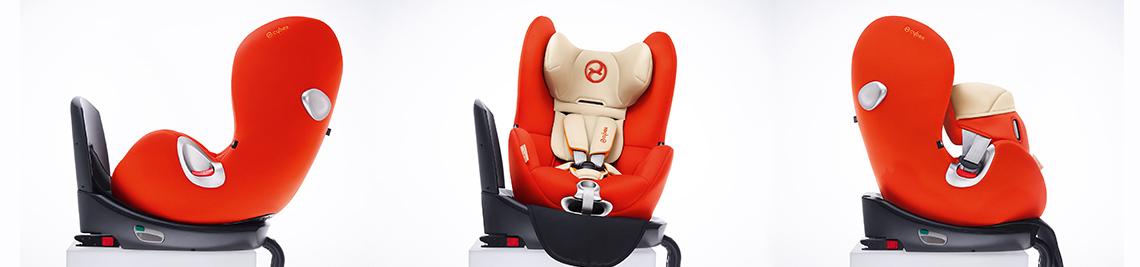 Kindersitz zwei Fahrtrichtungen Cybex Sirona