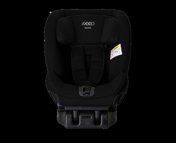 Höhenverstellbare Kopfstütze, 5-Punkt-Gurt, in der Neigung verstellbar - super sicher!