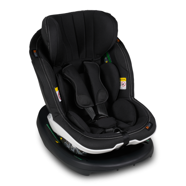 Exclusiv und besonders hochwertig - Modular RF X1 i-Size in Premium Car Interior Black