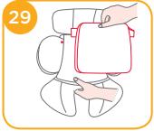 Neugeboreneneinlage i-Spin Safe