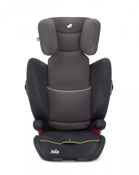 Wird automatisch mit der Höhenverstellung der Kopfstütze breiter und gibt Ihrem Kind mehr Platz - Joie Duallo in Urban braun