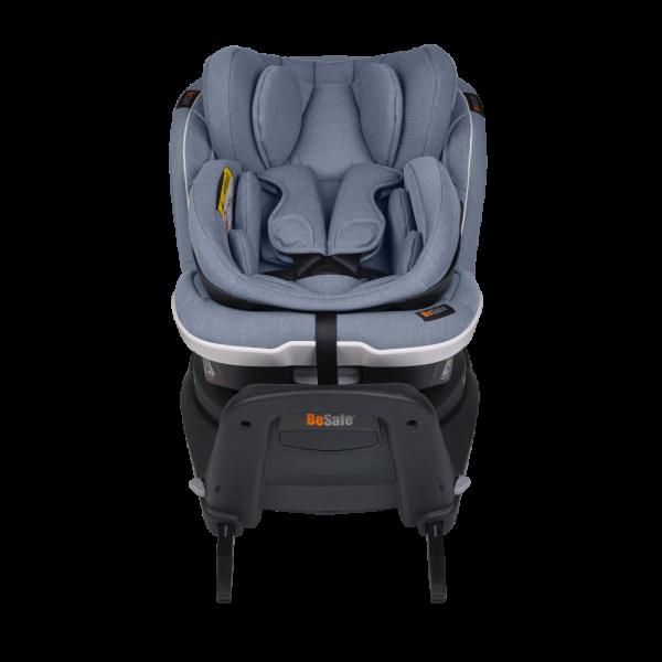 Drehbarer Reboard-Kindersitz Twist B i-Size in Cloud Mélange