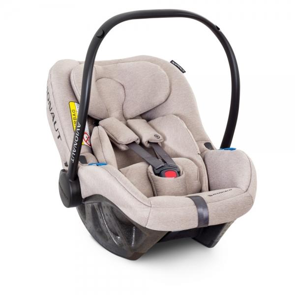 Einladend gemütlich, weich und perfekt an Ihr Baby anzupassen