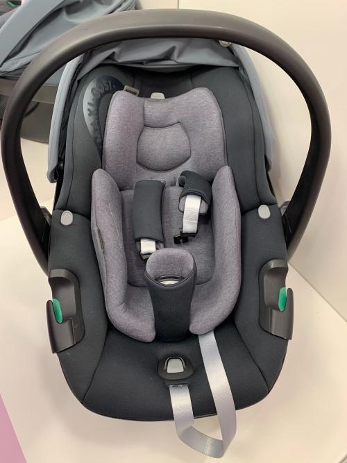 Babyschale Maxi-Cosi-Pebble-360-Grad