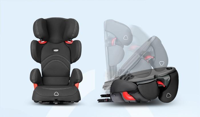 Takata Maxi Kindersitz zusammenklappbar faltbar Reisen unterwegs