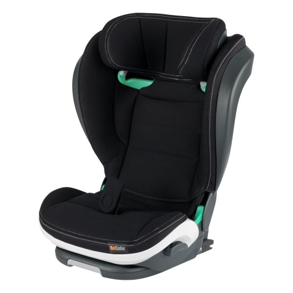 BeSafe FlexFix Autositzbezug Premium schwarz