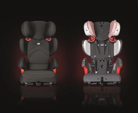 Takata Maxi Kindersitz Reisekindersitz Sicherheit Kopfpolster Seitenaufprallschutz