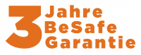 3 Jahre Garantie für Kindersitze von BeSafe
