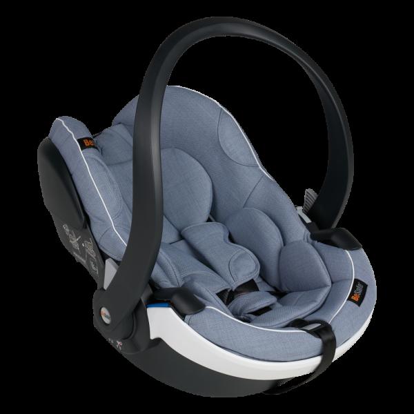 Babyschale BeSafe iZi Go Modular X1 i-Size in Cloud Mélange