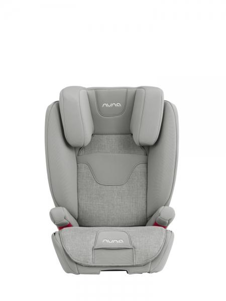 Sehr sicherer Folgesitz für Kinder von 15 kg bis 36 kg - der nuna aace in Frost grau