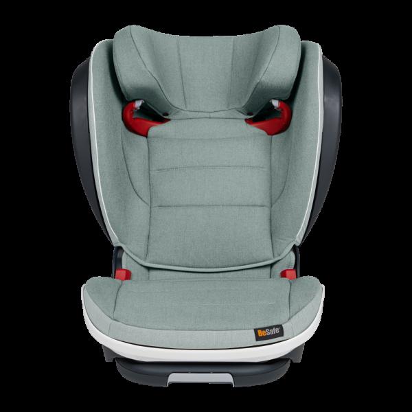 Kindersitz BeSafe Flex S FIX in Sea Green Mélange - grün