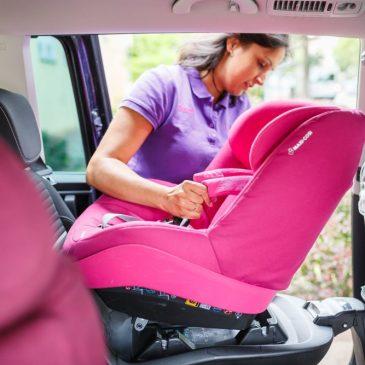 Den perfekten und sichersten Kindersitz finden