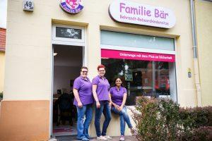 Familie Bär Kindersitzgeschäft in Berlin