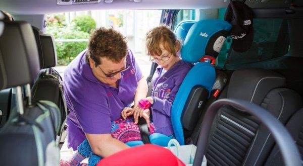 Kindersitze für ältere Kinder keine Sitzerhöhung