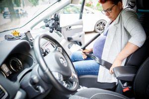 BeSafe Schwangerschaftsgurt Ungeborenes sicher unterwegs im Auto