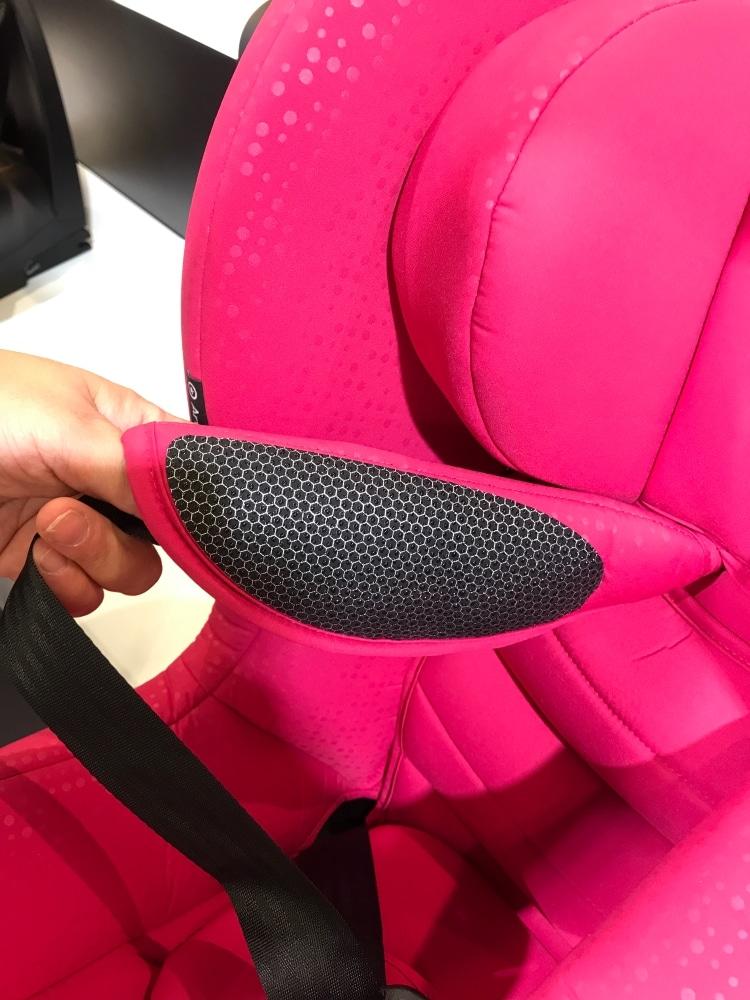 Kiddy Artemis i-Size 1 pink