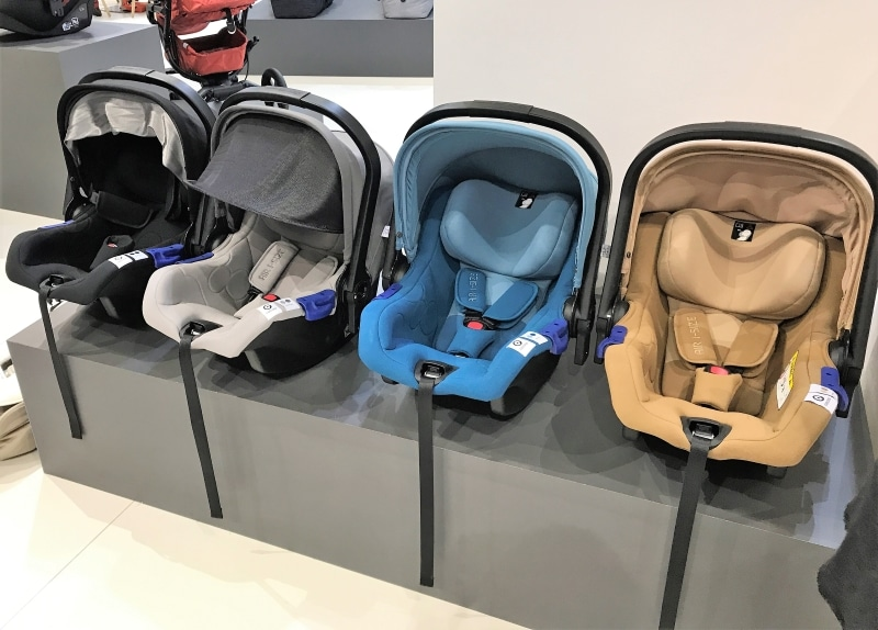 Air i-Size Babyschale von Concord Kollektion 2019