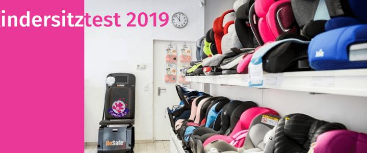Kindersitztest 2019/1: Das sind die Ergebnisse von Stiftung Warentest und ADAC