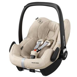 i-Size Babyschale Pebble Pro i-Size von Dorel beige