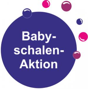 Die Babyschale erst nach der Geburt kaufen Aktion