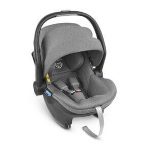 Graue Babyschale i-Size Uppababy Mesa