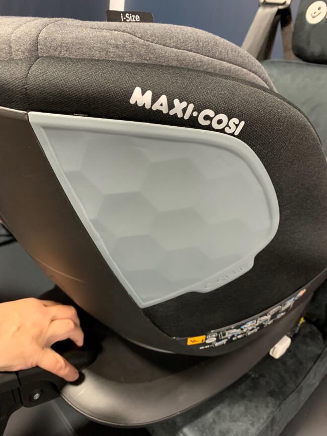 G Cell Seitenschutz Waben Maxi-Cosi