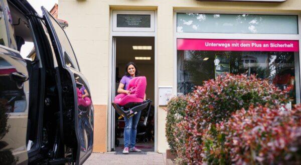 Fachhändler für Kindersitze Familie Bär