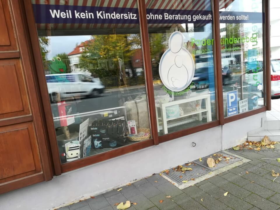 Geschäft Kinder Baby Familie Paderborn