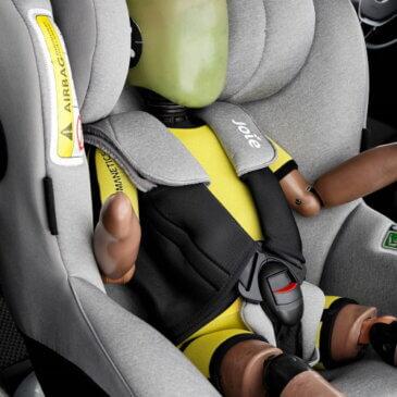 Weste 5PointPlus Kindersitze herausschlüpfe