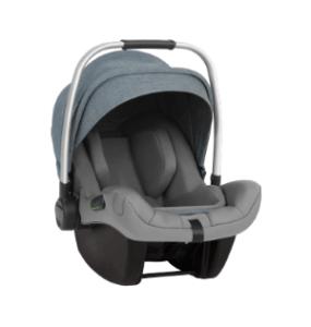 graue Babyschale von Nuna im Kindersitztest 2020