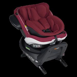 Babyschale und Reboarder in einem Kindersitz mit dem BeSafe iZi Twist B
