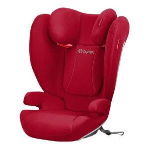 roter Kindersitz für große Kinder von Cybex
