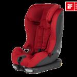 Kindersitz i-Size 76 bis 150 cm von Avova, rot
