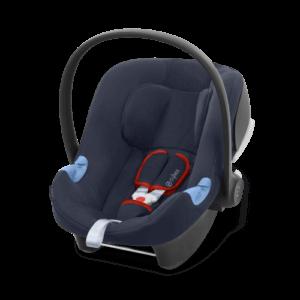 Blaue Babyschale von Cybex