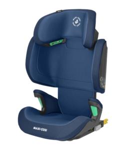 Blauer Kindersitz Morion von Maxi-Cosi für große Kinder