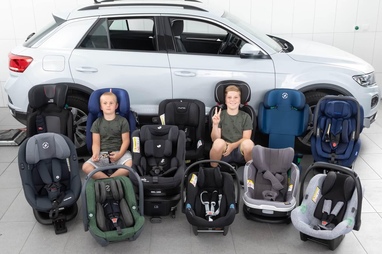 Übersicht Kindersitzmodelle Test 2020