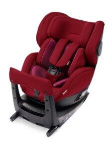 Kindersitz Recaro Salia rot