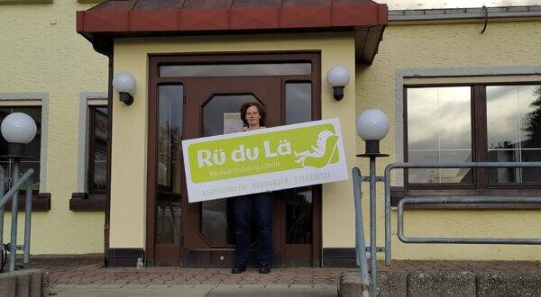 Außenansicht Rü du Lä Kindersitzgeschäft in Sigmaringen