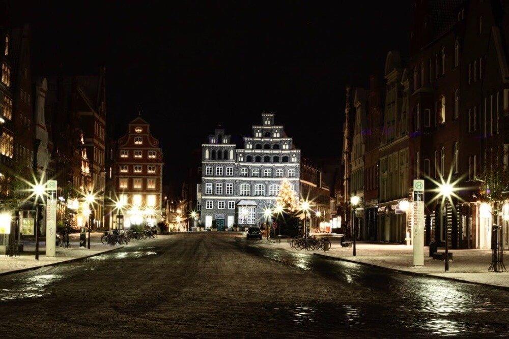 Lüneburg Postkartenmotiv